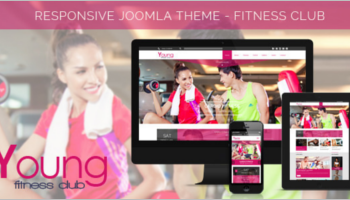 Joomla Club Themes