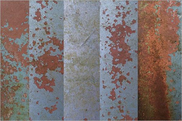 Killer Rust Metal Textures