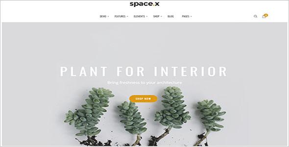 Kitchen Furniture WordPress Theme
