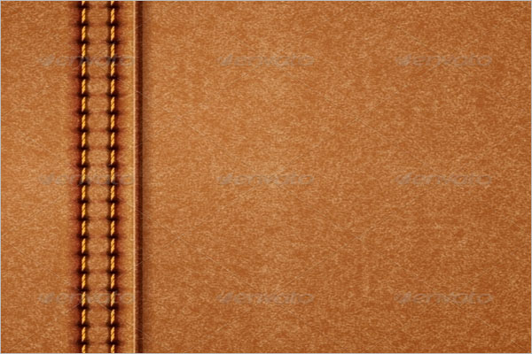 Leather Texture Laminate Design