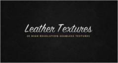 45+ Leather Textures