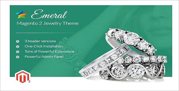 Magento 2 Jewelry Theme