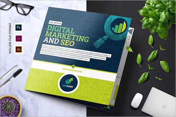 Marketing Brochure Design
