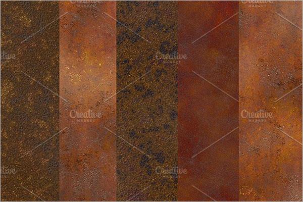 Metal Rust Textures Template