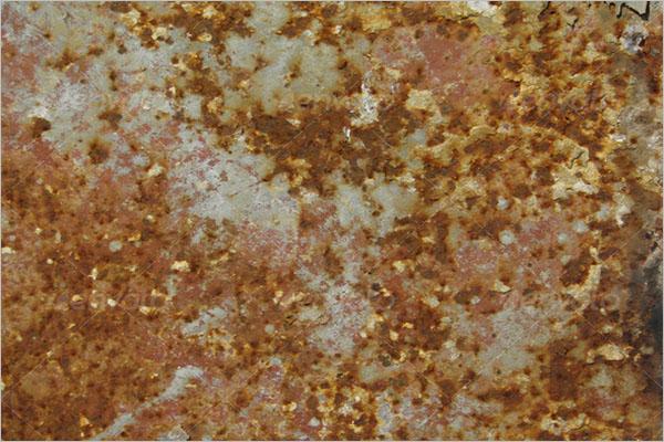 Minimal Rust Texture Design