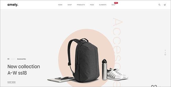 Modern Magento Online Store Theme