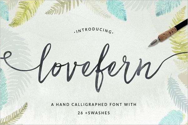 Modern Professional Fonts
