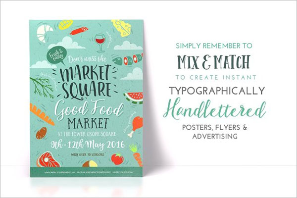 Modern Typography Poster Design