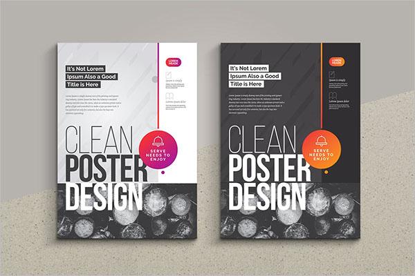 Multipurpose Graphic Poster Design