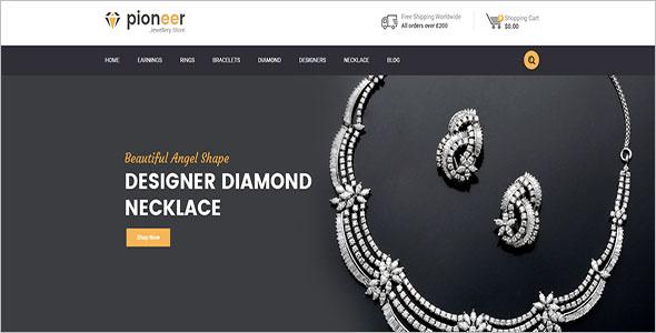 Multipurpose Opencart Jewelry Theme