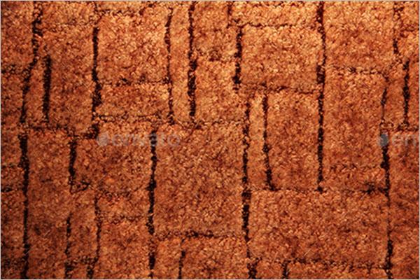 Old Carpet Texture Design