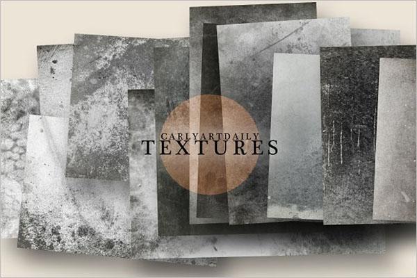 Old Metal Textures Design