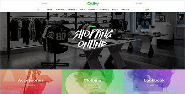 Online Shopping Magento Theme