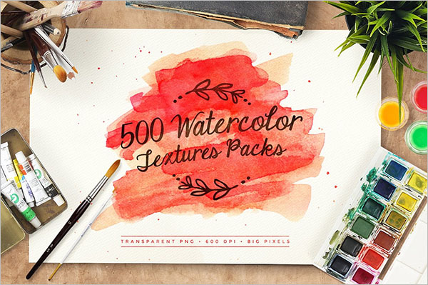 Pack Of Water Texture