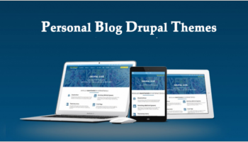 Personal Blog Drupal Themes