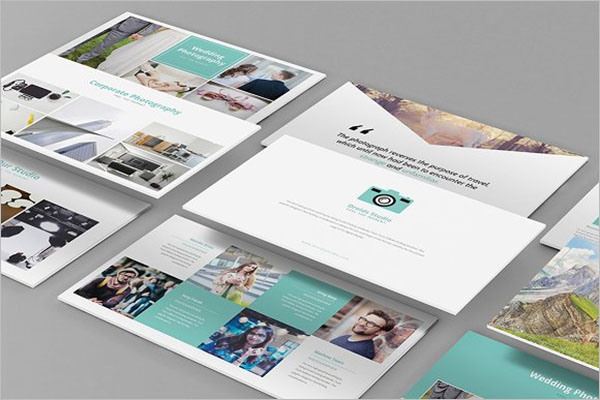 Photography Keynote Poster Template