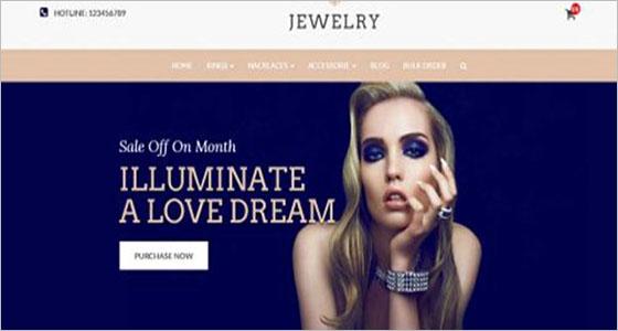 Premium Jewelry OpenCart Theme