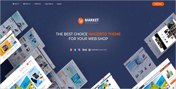 Premium Responsive Magento 2 Theme