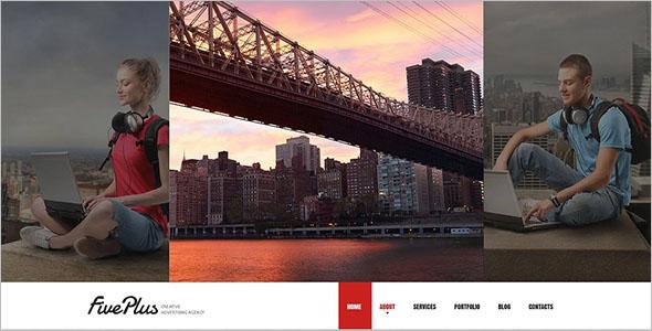 Pro Advertising Agency Joomla Template