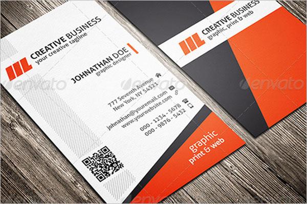 QR Code Business Card Reader