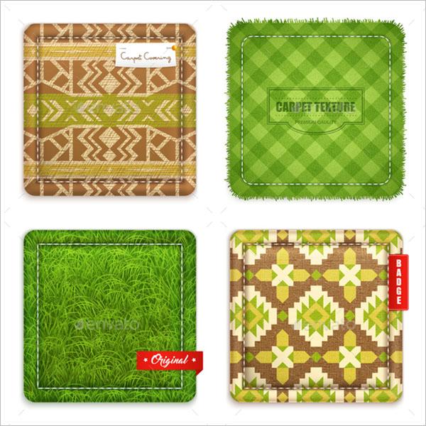Realistic Carpet Texture Design