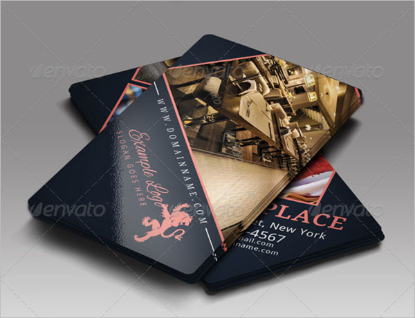 Restaurant Business Card Bundle Template