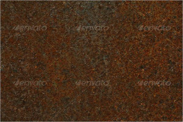 Rough Metal Texture Design