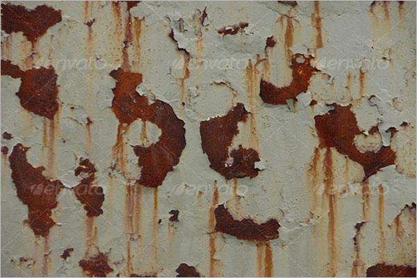 Rust Metal Paint Textures