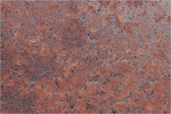 Rust Metal Texture Design PNG