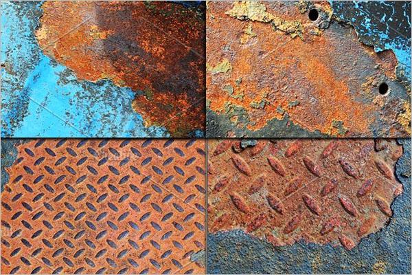 Rust Metal Texture Design
