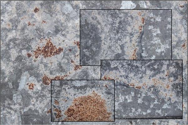 Rust Metal Texture Photoshop