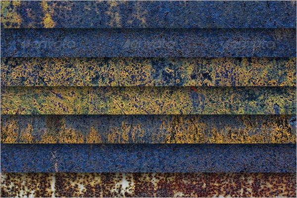 Rust Texture Pack Design