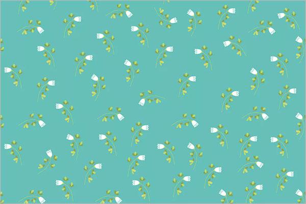 SeamlessFloral Pattern