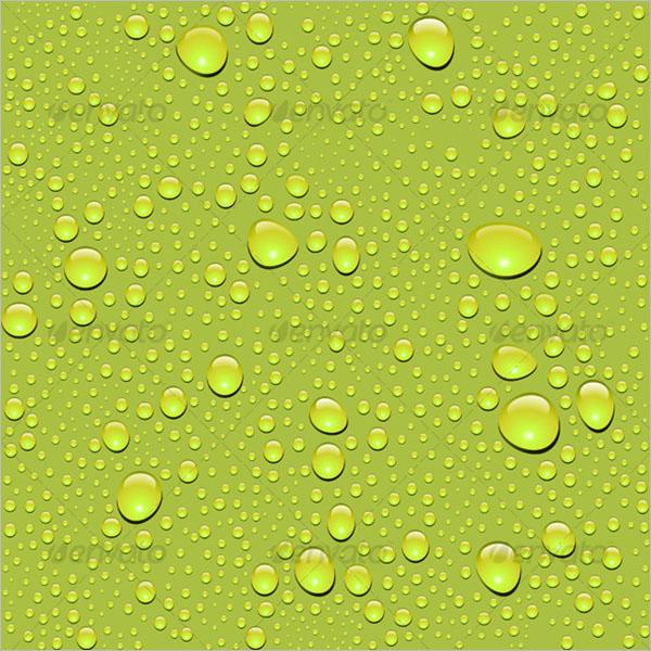 Seamless Water Drop Texture