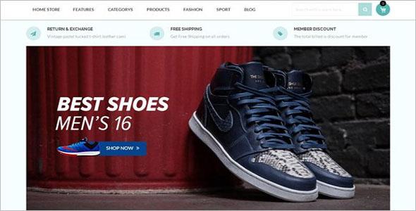 Shoes Store Magento 2 Theme