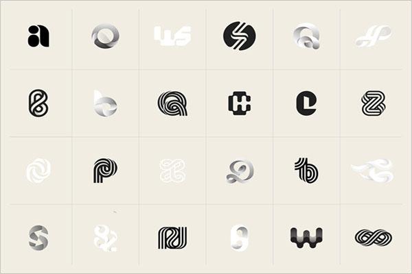 Simple Graphic Design Icons
