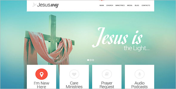 Spiritual Voyage WordPress Theme
