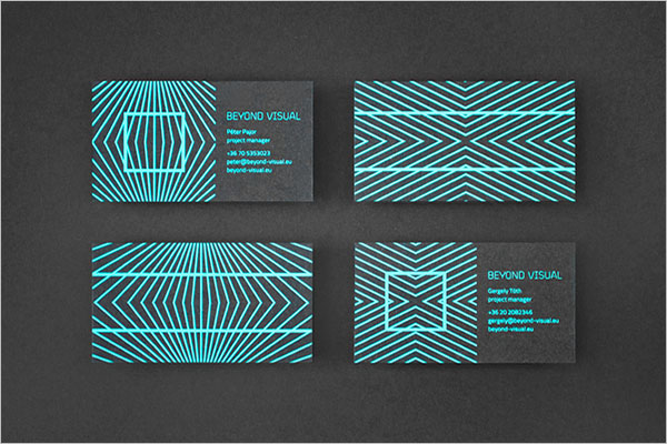 Staples Brand Business Card Template