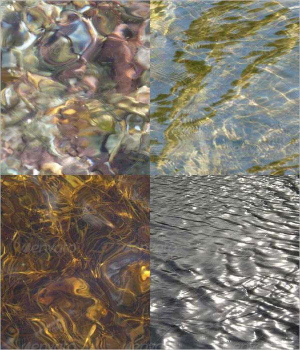 Stunning Water Texture Design