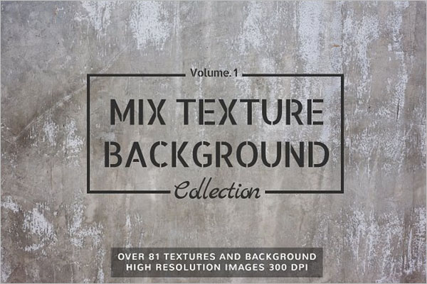Textures Background Design Template