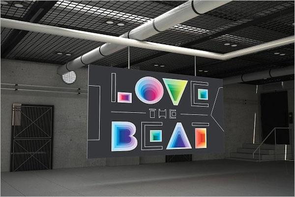Typography Poster Design Ideas