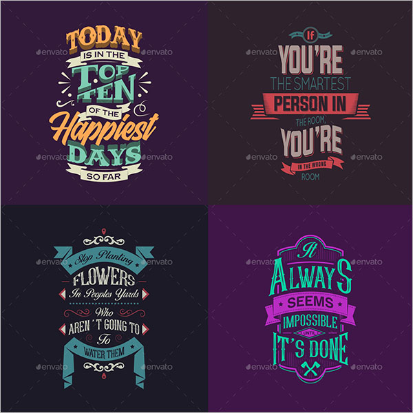 Typography Poster Tutorial Design