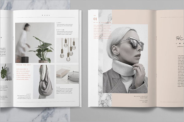 Unique Brochure Design