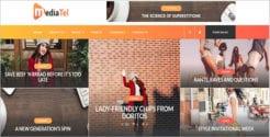 Video News Magazine WordPress Theme