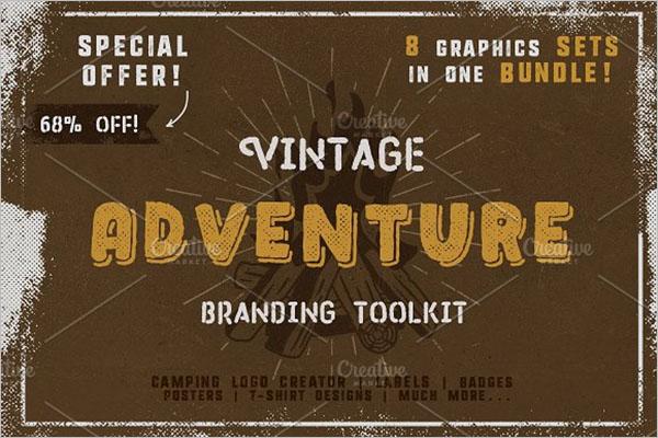 Vintage Adventure Graphic Design