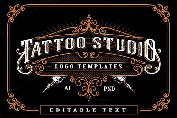 Vintage Tattoo Graphic Design
