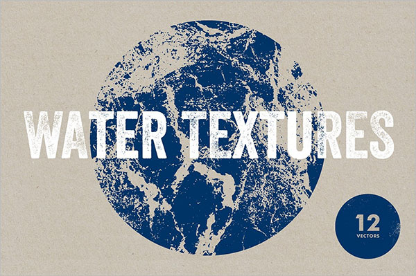 Water Texture Template