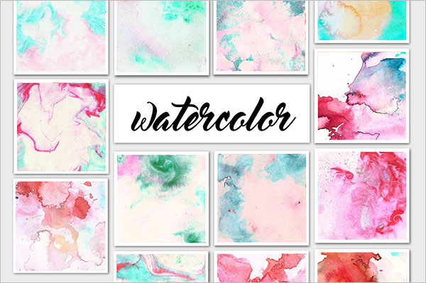 Watercolor Texture Design