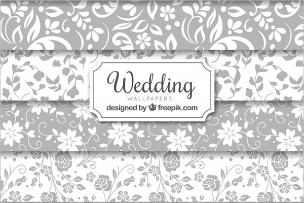 Wedding Seamless Texture Design