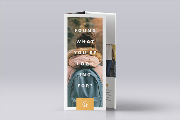 creative brochure design template psd